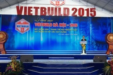 Nhiều sản phẩm sáng tạo mới tại Vietbuild Hà Nội 2015