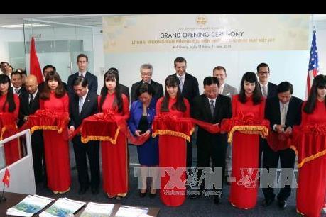 Thành lập Văn phòng đại diện Thương mại Việt - Mỹ tại Bình Dương