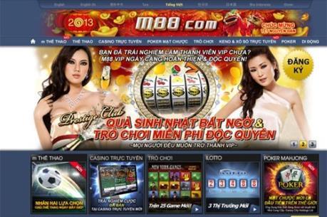 Xử đường dây đánh bạc nghìn tỷ xuyên quốc gia M88