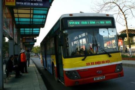 Từ ngày 14/11, Hà Nội thay đổi lộ trình xe buýt giảm ùn tắc giao thông
