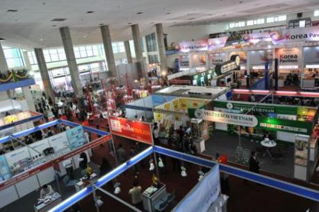 320 doanh nghiệp sẽ tham dự VietNam Expo 2015