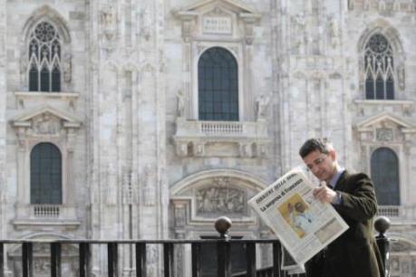 Ngành xuất bản Italy thiệt hại nặng vì khủng hoảng kinh tế