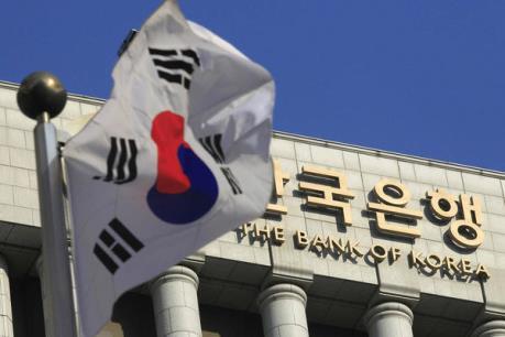 Hàn Quốc tiếp tục duy trì mức lãi suất thấp kỷ lục