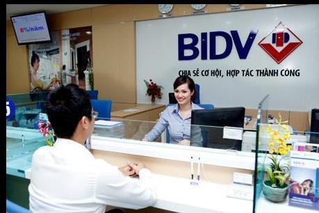 BIDV tăng vốn thêm 2.705 tỷ đồng sau sáp nhập