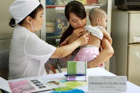 Năm tới, Việt Nam sẽ có 49.000 liều vắc xin 6 trong 1
