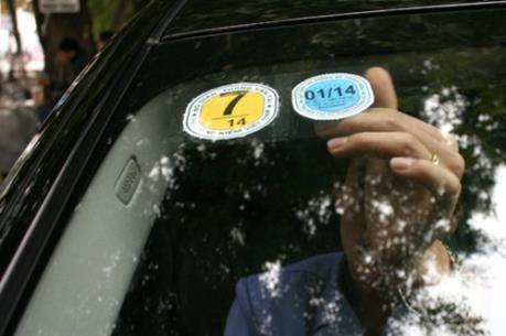 Bỏ áp dụng tem nộp phí sử dụng đường bộ