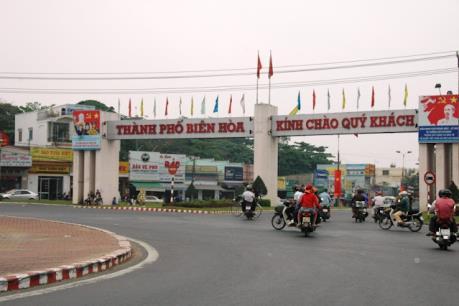 Đề nghị công nhận thành phố Biên Hoà là đô thị loại I