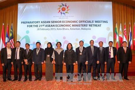 Những ưu tiên của ASEAN trong năm 2016