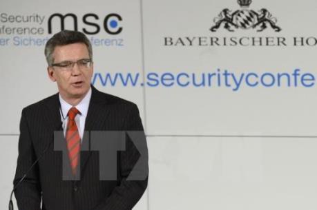 Đức nâng mức cảnh báo an ninh sau vụ khủng bố tại Pháp