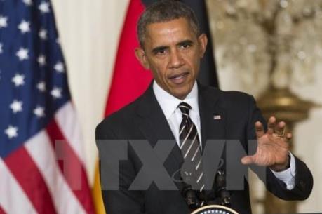 Tổng thống Mỹ họp khẩn Hội đồng An ninh Quốc gia sau vụ khủng bố tại Pháp