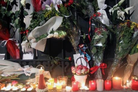 TPHCM chia buồn với người dân Pháp sau vụ khủng bố ở Paris