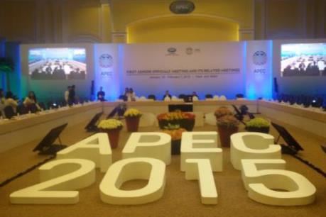 Hội nghị APEC bàn thảo về chống khủng bố và thương mại tự do