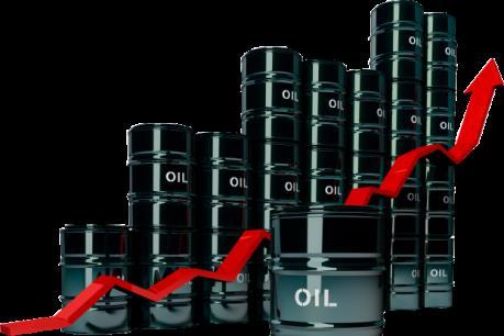 Giá dầu tăng sau cuộc không kích của Pháp nhằm vào IS