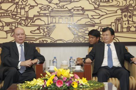 Việt Nam giúp Cu Ba tự chủ nhu cầu gạo