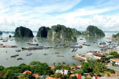 Nguy cơ ô nhiễm nước Vịnh Hạ Long từ hàng trăm phương tiện vận tải
