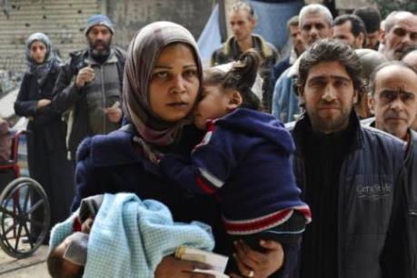 """Chính phủ Mỹ thuyết phục các bang không """"đóng sập cửa"""" với người tị nạn Syria"""