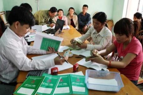 Hơn 3,2 triệu lượt học sinh, sinh viên được vay vốn ưu đãi