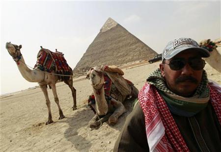 Khách du lịch quốc tế tới Ai Cập giảm mạnh sau vụ rơi máy bay Nga