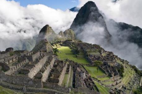 """Machu Picchu chạy đua cho ngôi vị """"Điểm đến du lịch quốc tế"""""""