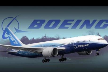 Số lượng máy bay bàn giao của Boeing giảm 4,3%