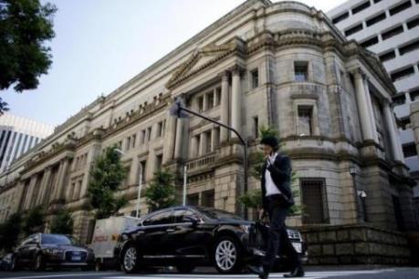 BoJ tiếp tục chính sách nới lỏng tiền tệ