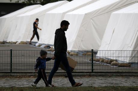 Đức, Áo thống nhất quan điểm trong chính sách với người tị nạn
