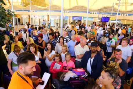 Vụ máy bay Nga rơi tại Ai Cập: Thổ Nhĩ Kỳ ban bố cảnh báo du lịch đối với Sharm el-Sheikh