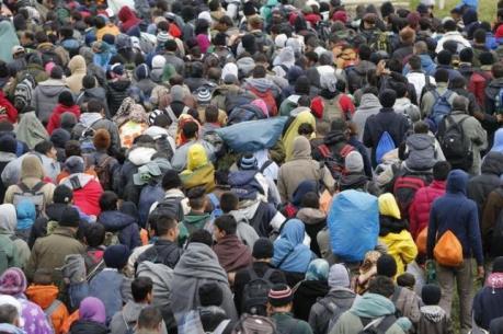 Các nước Balkan chỉ nhận tị nạn chiến tranh