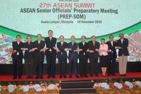 Tầm nhìn Cộng đồng ASEAN 2025 củng cố thêm đà hội nhập