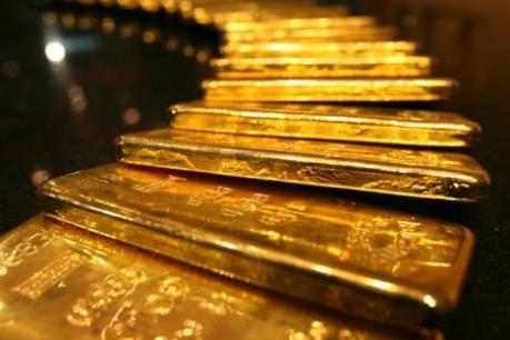 Giá vàng giảm do thị trường dầu mỏ và chứng khoán phục hồi