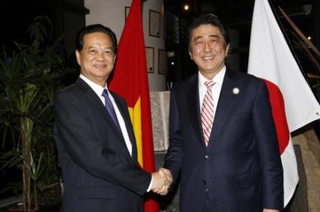 Nhật Bản viện trợ cho Việt Nam đạt mức kỷ lục hơn 300 tỷ yen