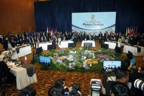 Khai mạc Hội nghị cấp cao ASEAN 27 tại Kuala Lumpur