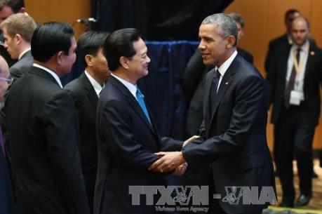 Việt Nam muốn tăng cường quan hệ song phương với Nga và Mỹ