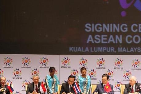 Bước ngoặt lịch sử trong quá trình phát triển của ASEAN