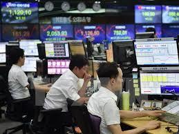 Các diễn biến mới nhất trên thị trường chứng khoán châu Á