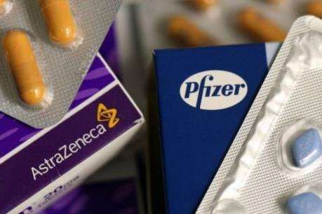"""Hãng dược phẩm danh tiếng Pfizer và Allergan sáp nhập trong thương vụ """"khủng"""""""
