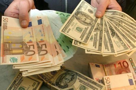 Đồng USD đi xuống so với hầu hết các đồng tiền mới nổi châu Á