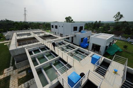 3,3 tỷ USD cho nhu cầu cấp nước đô thị tại Việt Nam