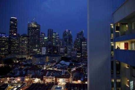 Singapore: Thị trường ảm đạm, dự báo khó khăn