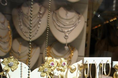 Căng thẳng Nga-Thổ Nhĩ Kỳ leo thang giúp giá vàng tăng