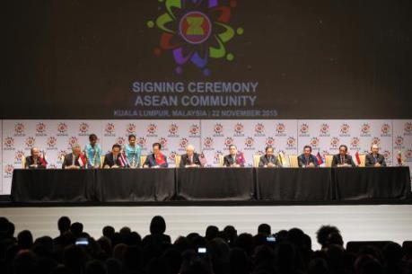 ASEAN bước sang giai đoạn mới của tầm nhìn khu vực
