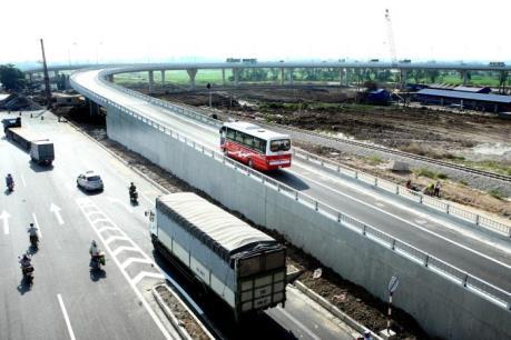 Sau Pháp Vân – Cầu Giẽ, Quốc lộ 5 sẽ bị giám sát thu phí