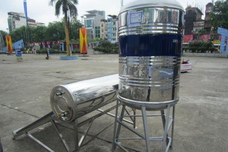 Yêu cầu công bố tiêu chuẩn bể nước chế tạo sẵn khi bán ra thị trường