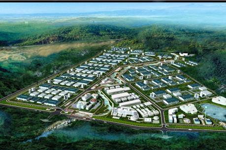 Vĩnh Phúc: Chấm dứt dự án của Compal Việt Nam tại Khu công nghiệp Bá Thiện