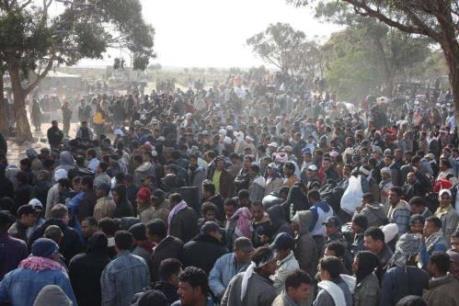 Ai Cập phạt nặng di cư bất hợp pháp