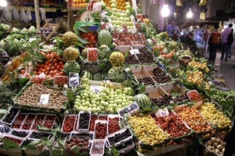 Nga giám sát chặt nông sản, thực phẩm nhập từ Thổ Nhĩ Kỳ