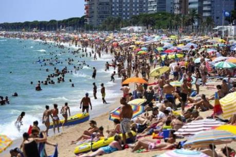 Lượng du khách châu Á đến Tây Ban Nha đang gia tăng