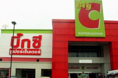 Big C Thái Lan bị giảm doanh thu mạnh nhất trong ngành