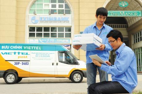 """Thương mại điện tử: """"Phao cứu sinh"""" cho doanh nghiệp chuyển phát"""
