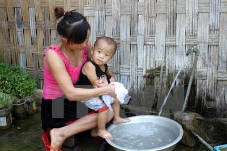 Hợp tác công – tư đưa nước sạch về nông thôn